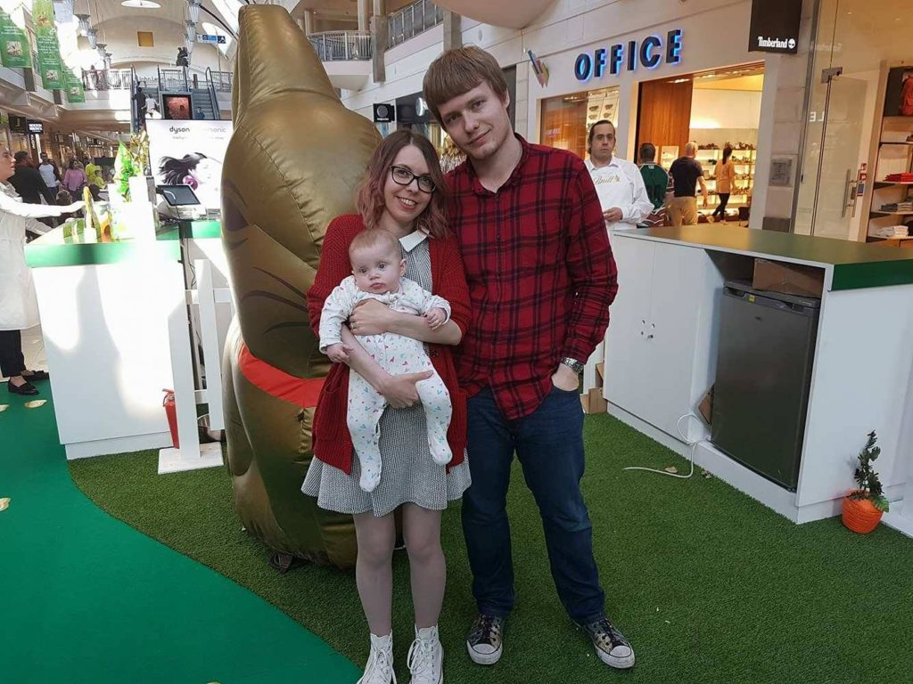 Baby & Toddler Show at Sandown Park and Bluewater Bunnies