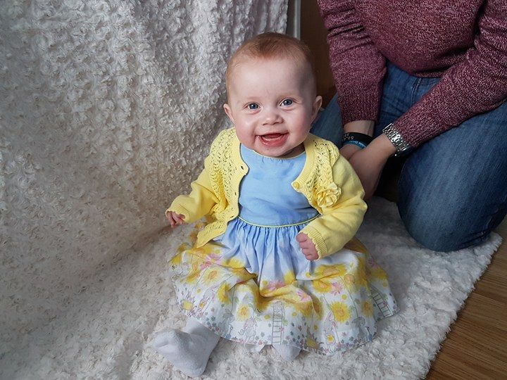 A letter to my daughter at 7 months old