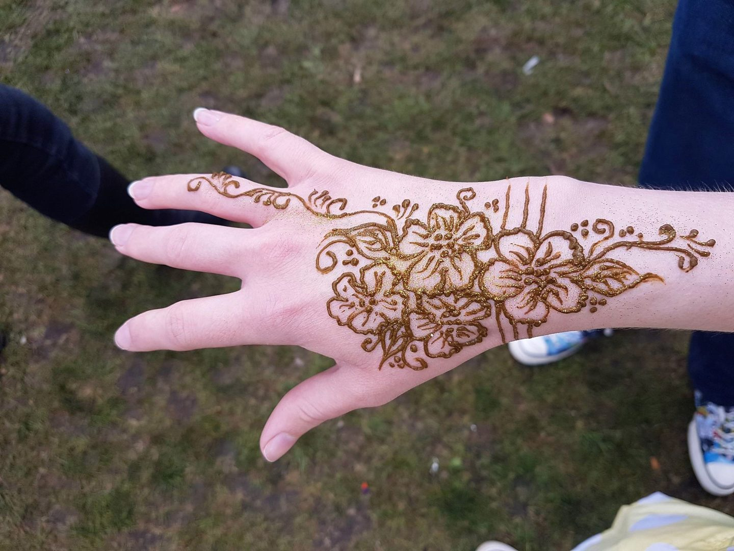 Henna at Rochester Sweeps Festival by Follies