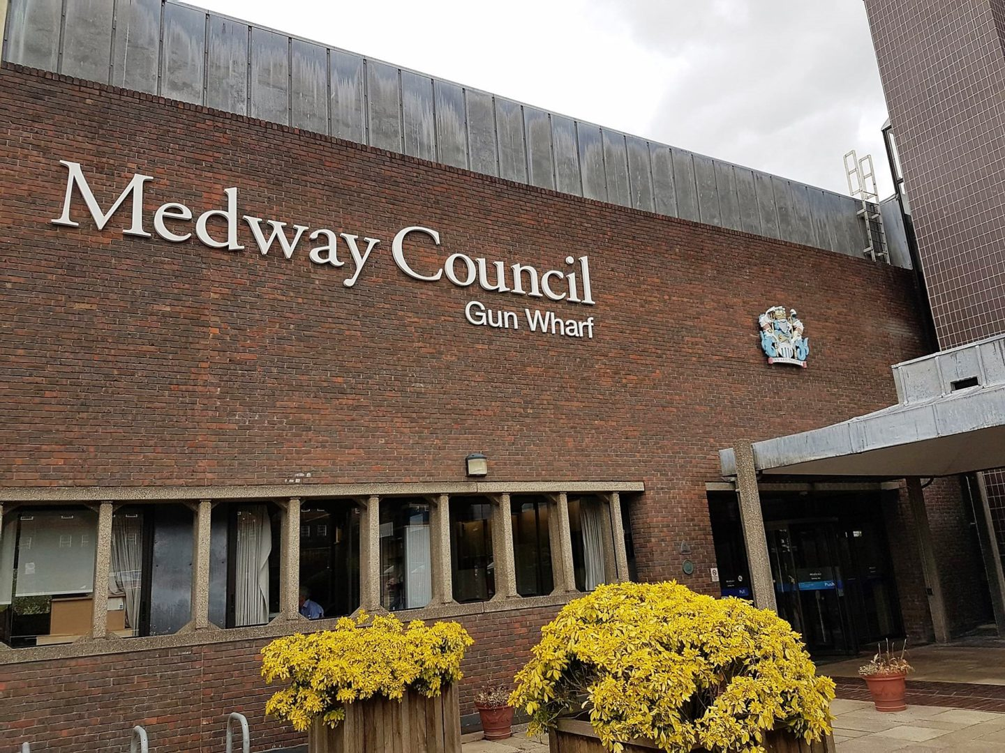 Medway Council are keeping 13 Children's Centres open…