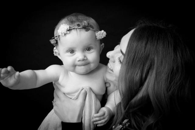 Emma's Diary Baby of the Month photo session