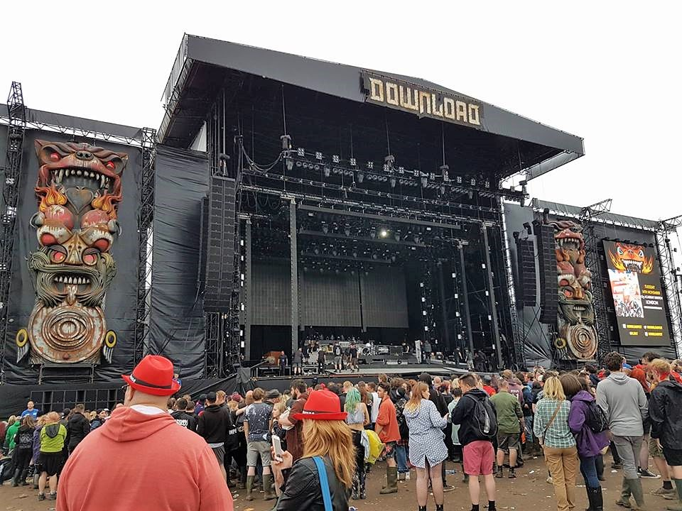 Download Festival: A weekend of rock and metal!