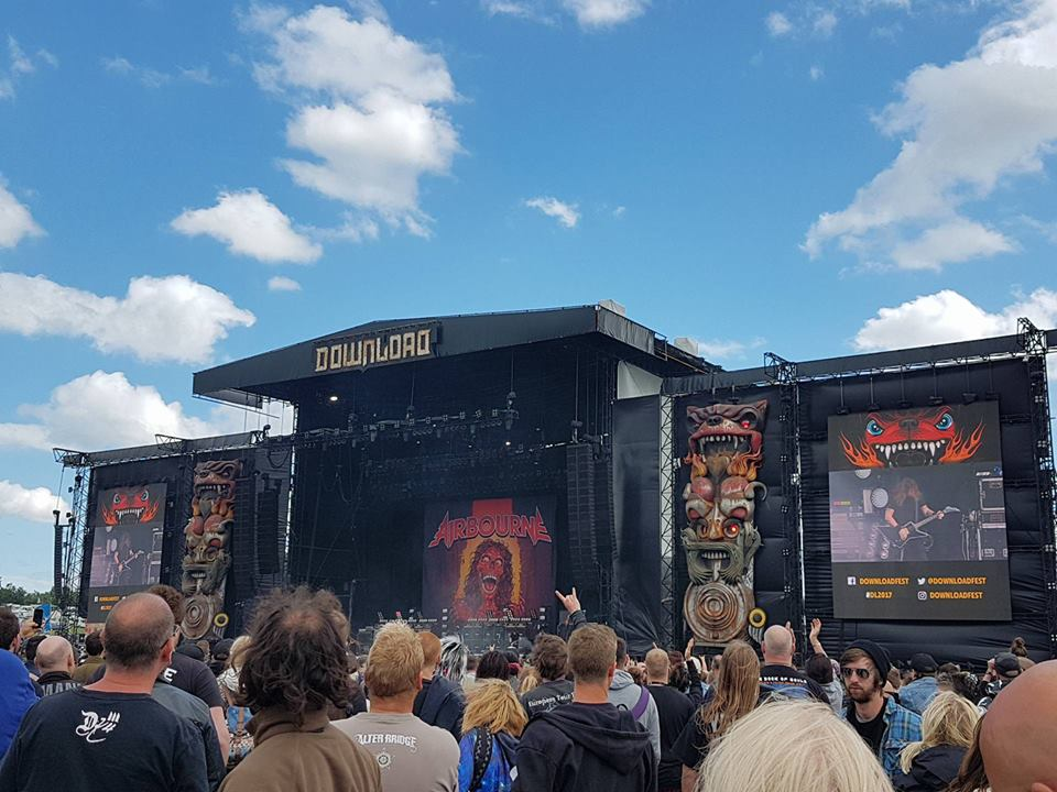 Airbourne Download 2017