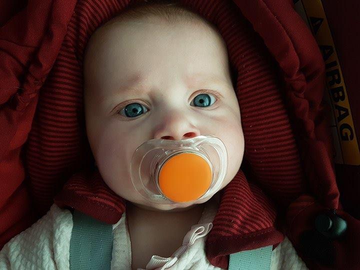 Baby using Pacif-i