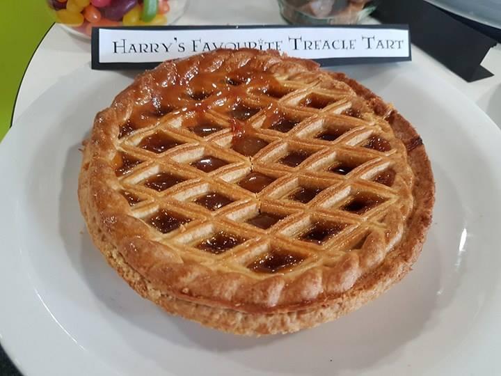 Harry's Favourite Treacle Tart