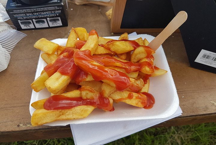 Boot fair chips