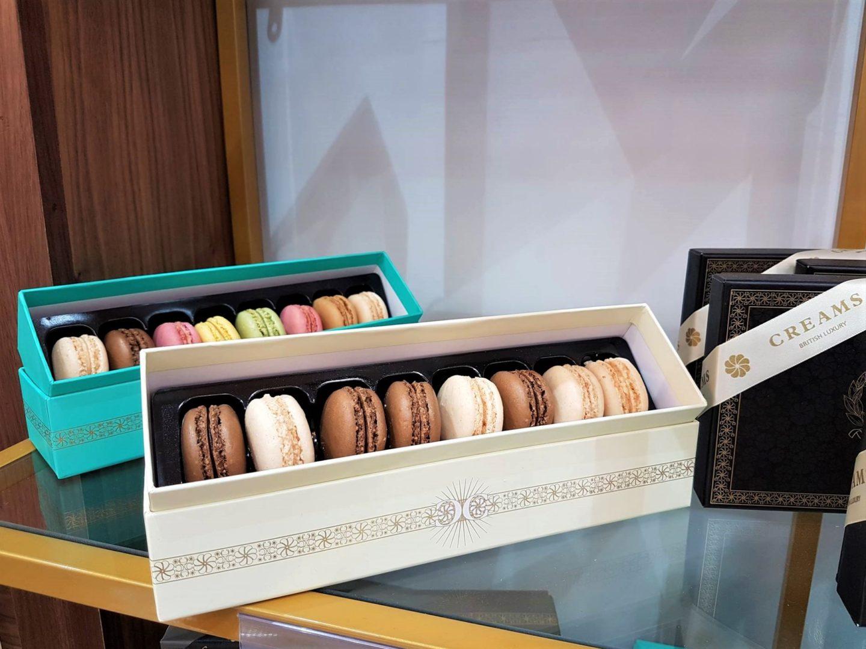 Creams British Luxury Macarons