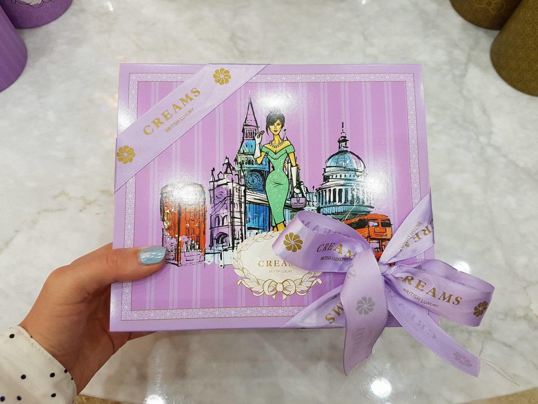Creams British Luxury Gift Box