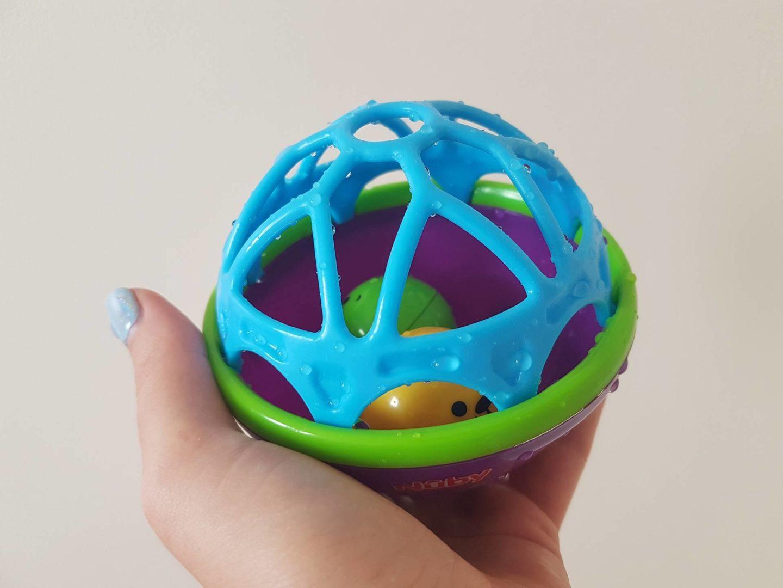 Aldi Bath Ball Toy Huby