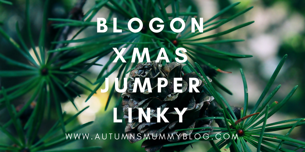 BlogOn Xmas Jumper Linky – meet Autumn's Mummy!