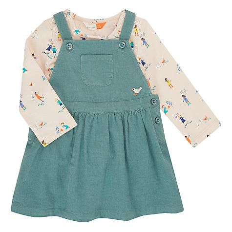 John Lewis Pinafore Dress