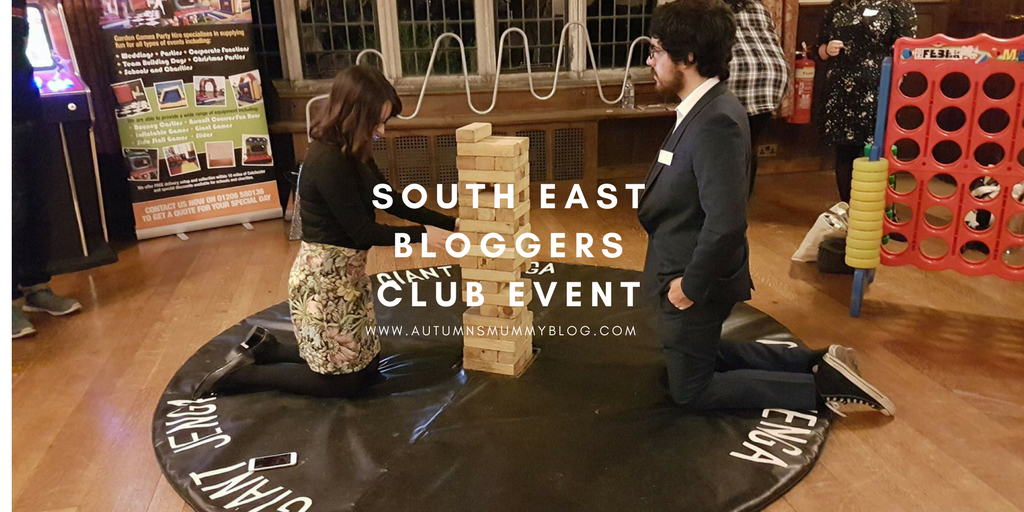 South East Bloggers Club Event