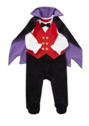 Tesco Dracula costume