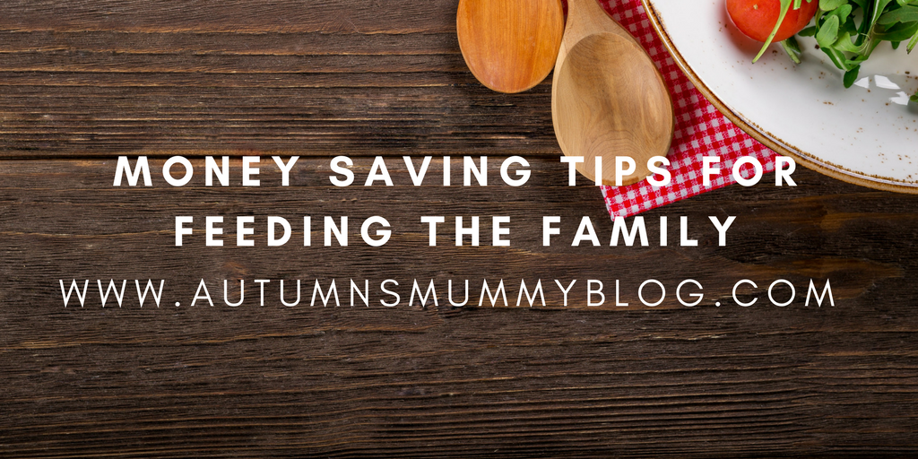 Money saving tips for feeding the family