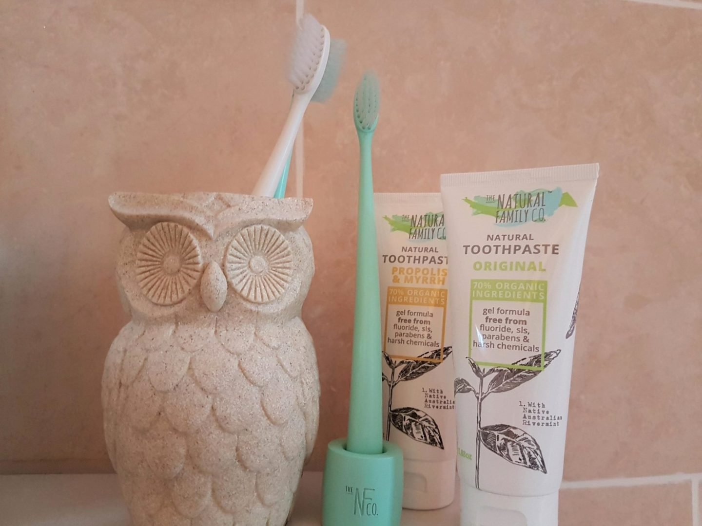 The Natural Family Co Toothpaste