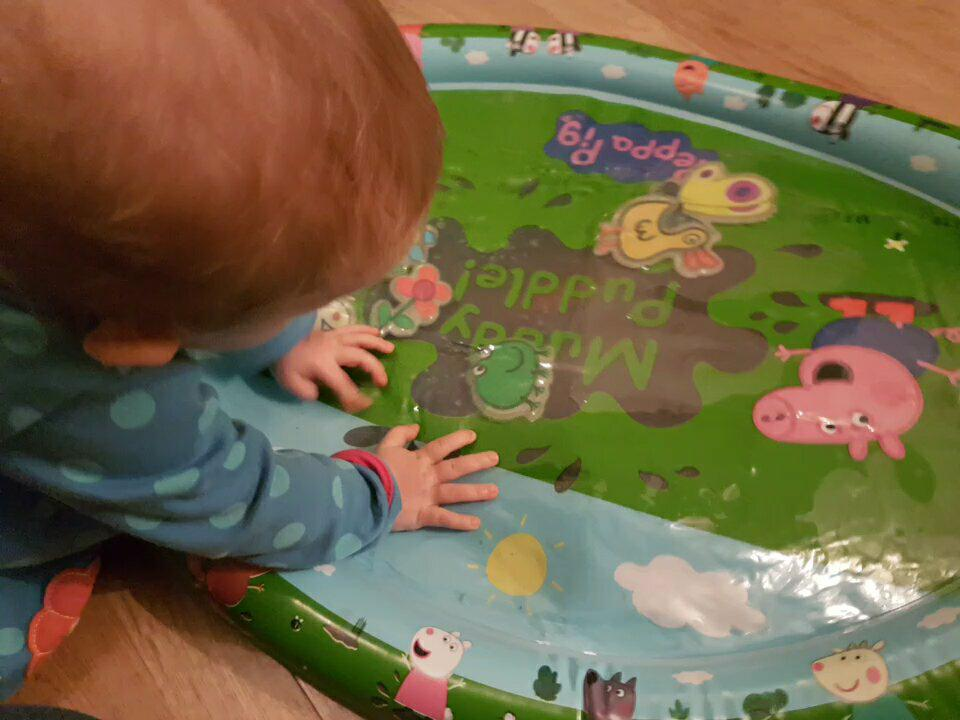 Inflatable Peppa Pig Muddy Puddle Mat