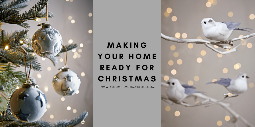 Making your home ready for Christmas