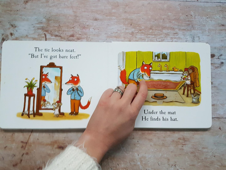 Fox's Socks by Julia Donaldson