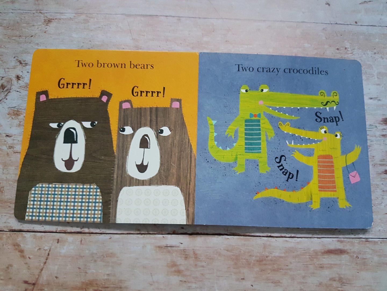 Noah's Noisy Animals book