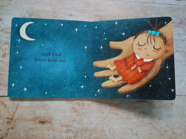 God loves little me book