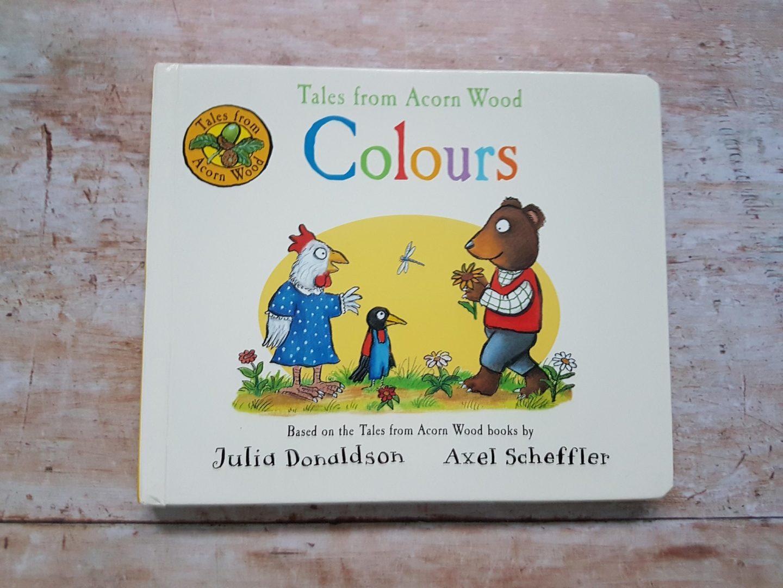 Colours by Julia Donaldson