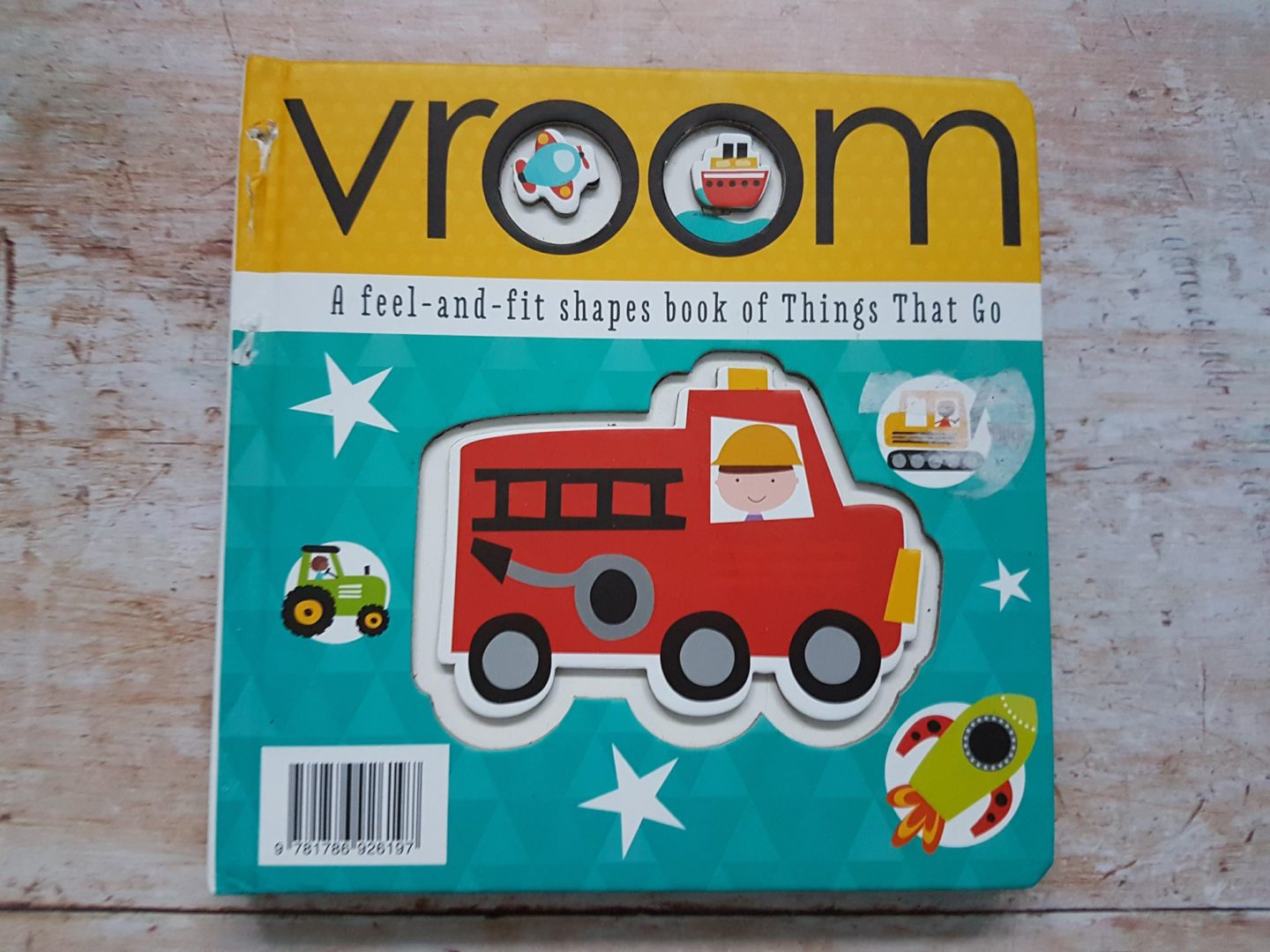 Vroom by Annie Sampson