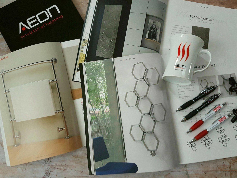 Aeon radiator range
