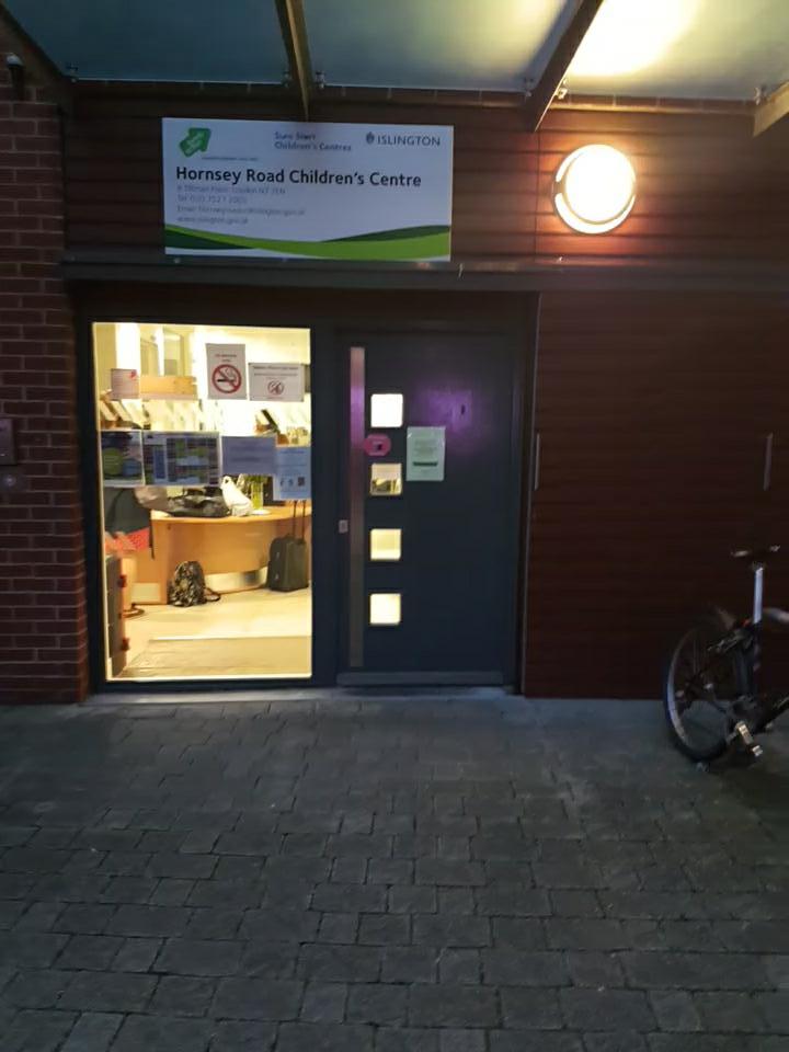 Hornsey Road Children's Centre