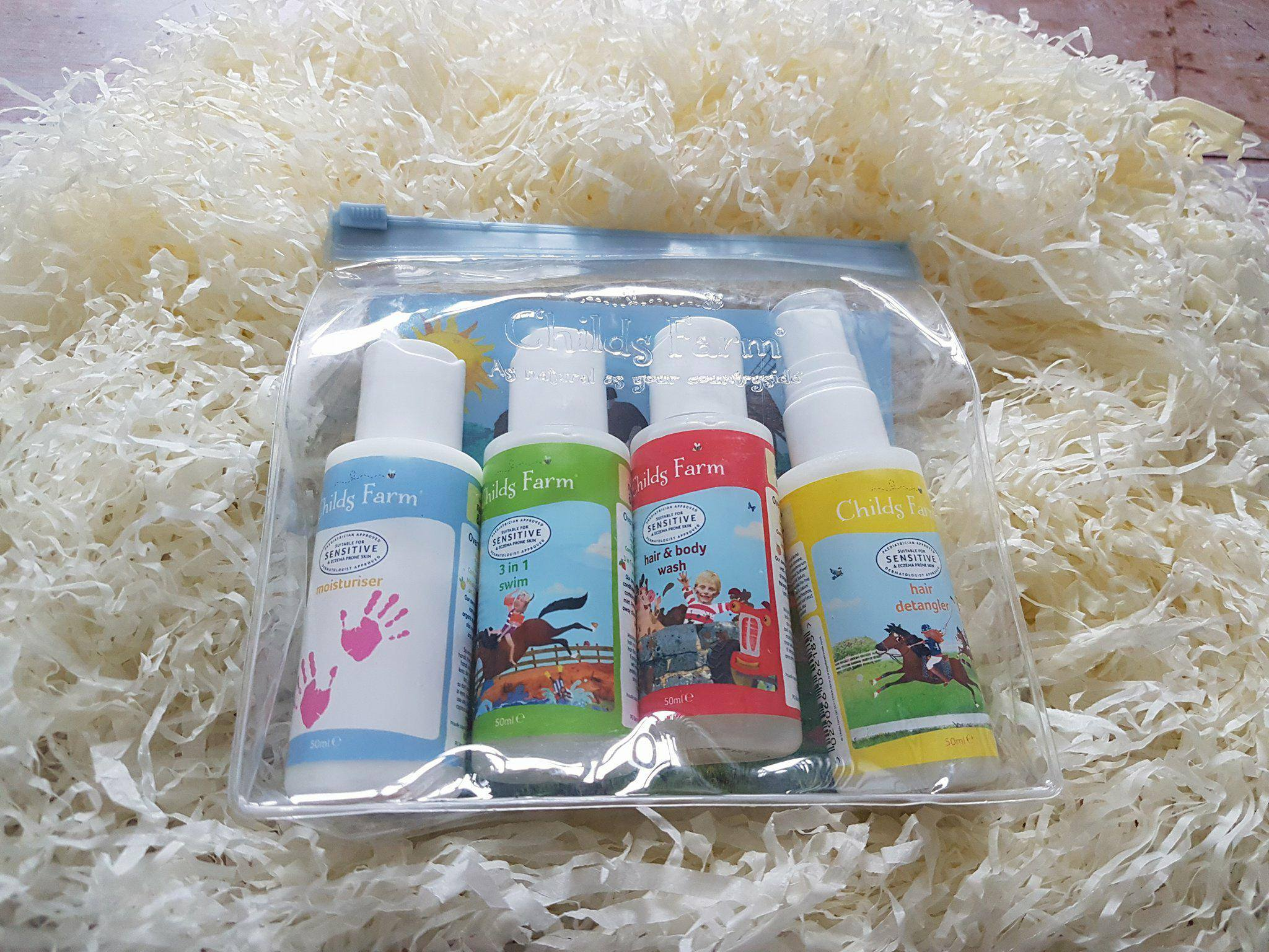 Review Childs Farm Skin And Bath Products