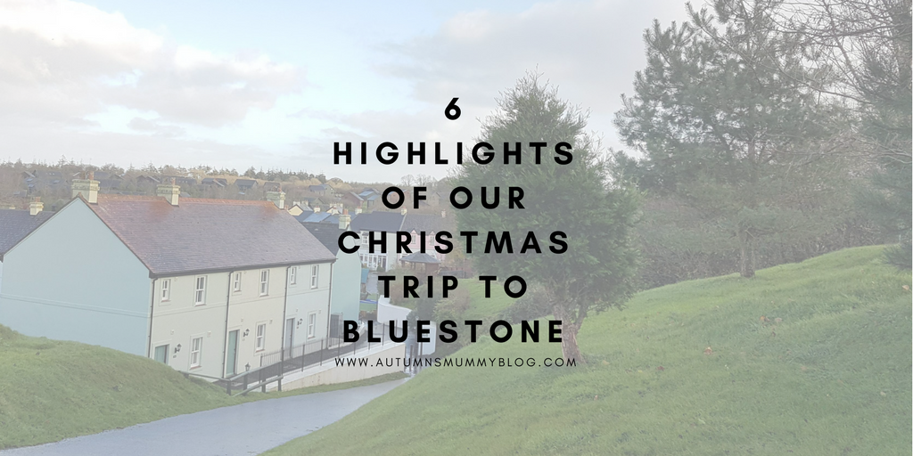 6 Highlights of our Christmas trip to Bluestone