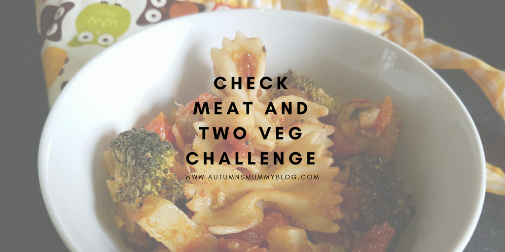 CHECK Meat and Two Veg Challenge