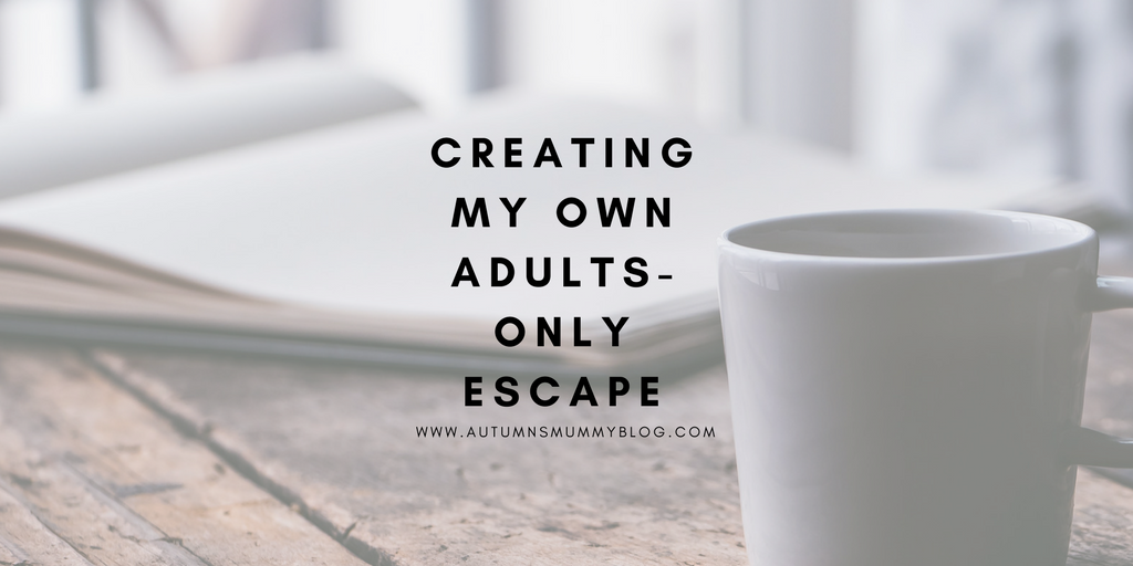 Creating my own adults-only escape