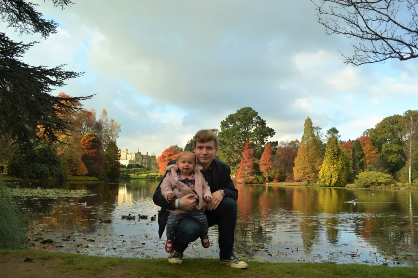 A family day out at Sheffield Park