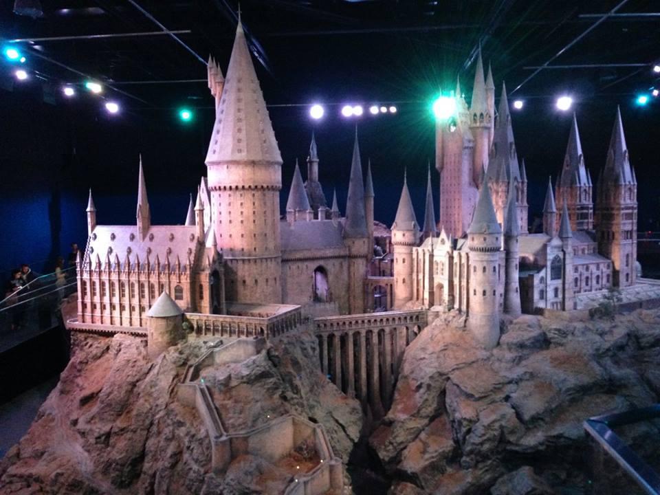 Hogwarts Warner Bros Studio Tour Watford