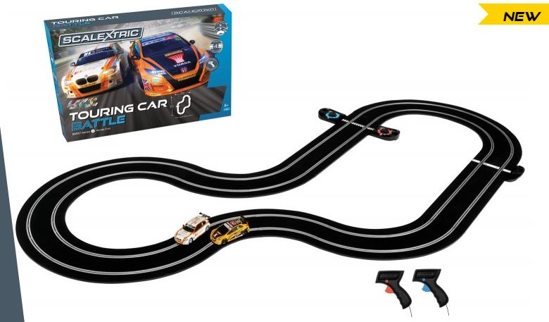Scalextric BTCC Touring Car Battle