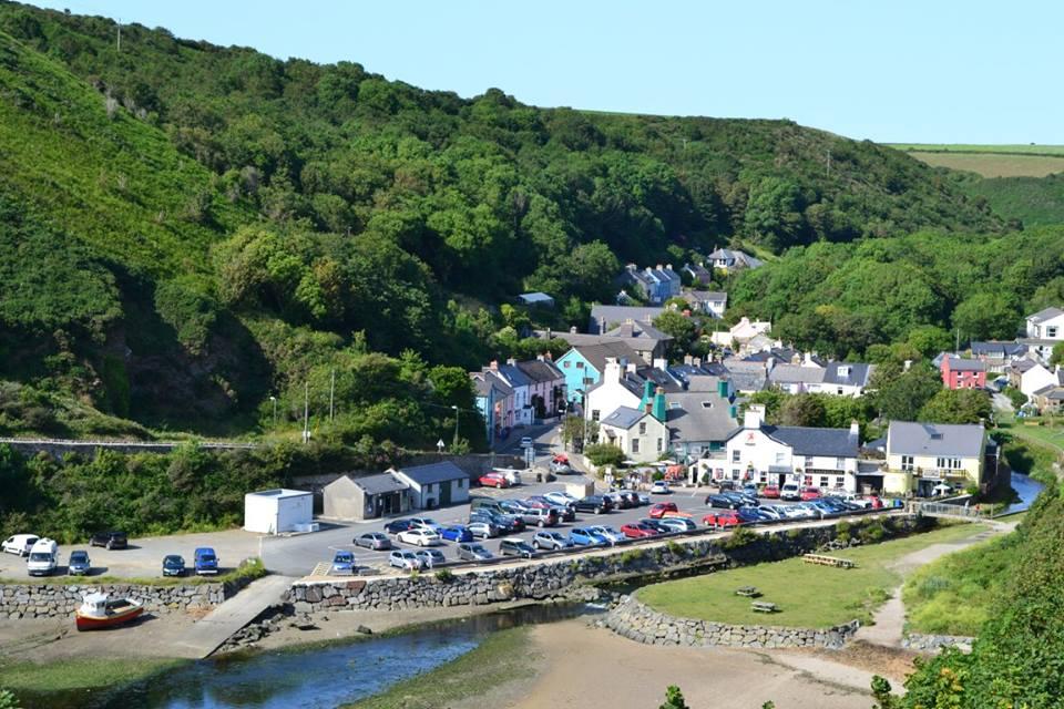 Solva in Pembrokeshire