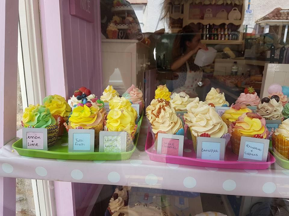 Sue's Pantry Cupcakes