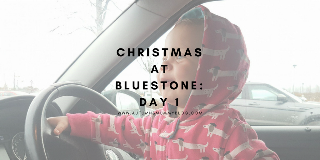 Christmas at Bluestone: Day 1