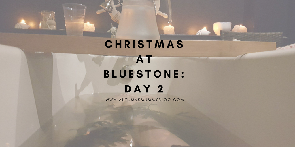 Christmas at Bluestone: Day 2