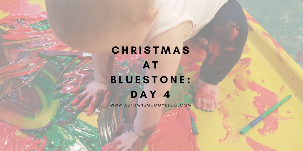 Christmas at Bluestone: Day 4