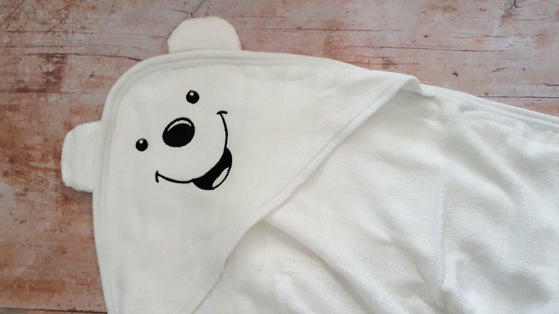 Zhelar hypoallergenic antifungal baby towel