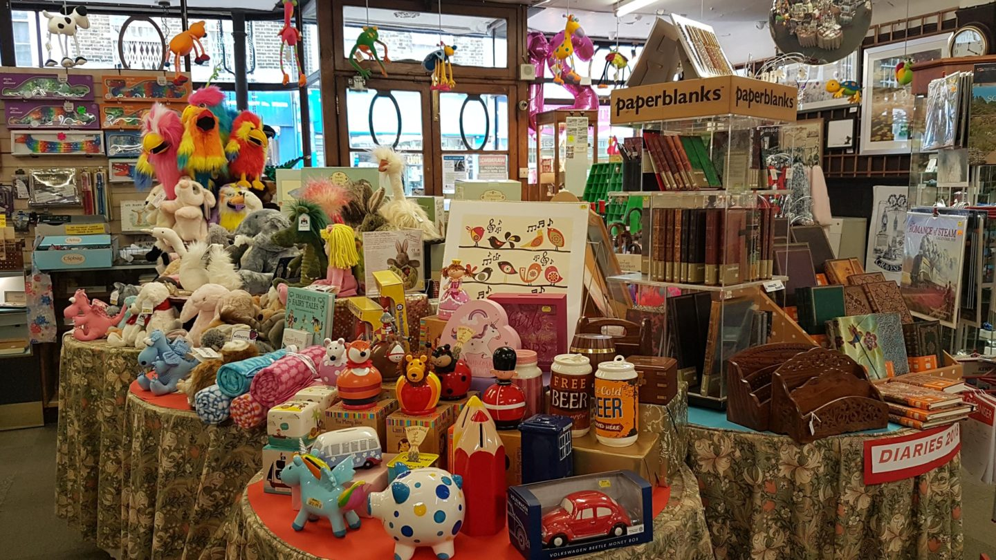 toys and gifts at Munns of Gravesend
