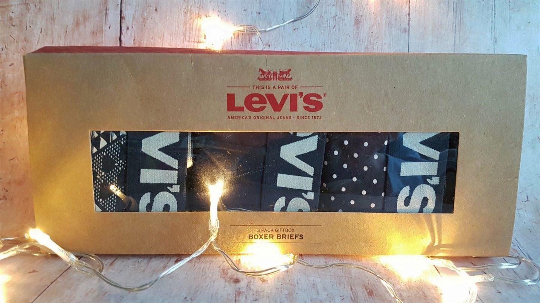 Levi's boxers