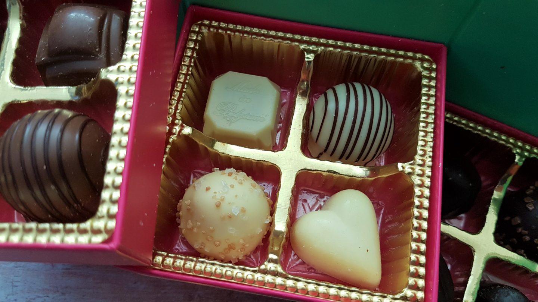 Jenny Wren Chocolates