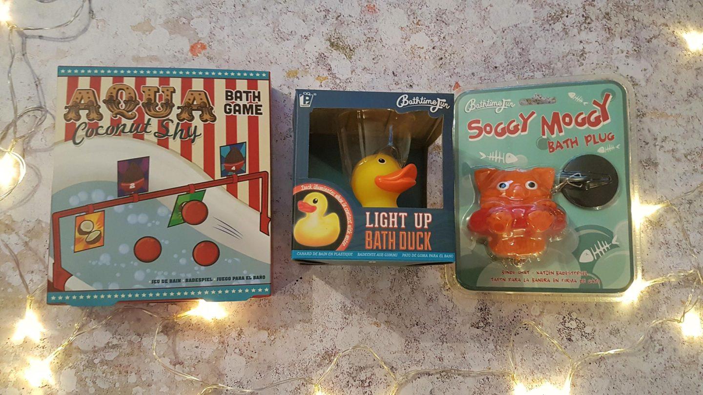 Paladone bath toys