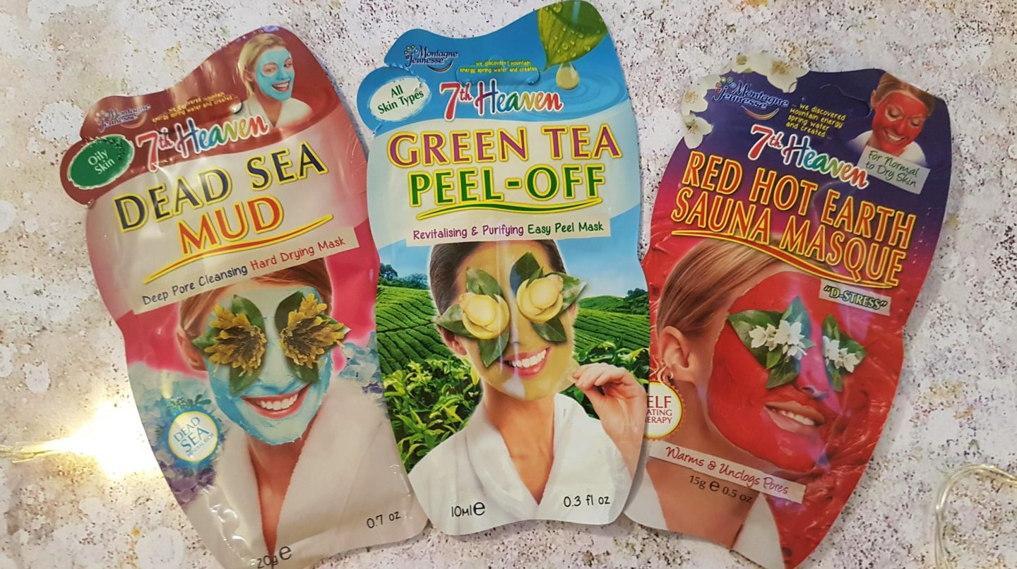 7th Heaven Face Masks