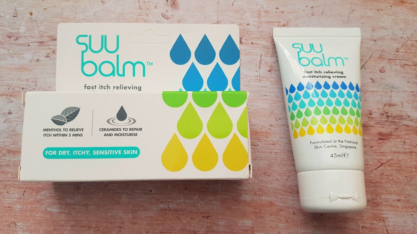 Suu Balm for Dry Hands