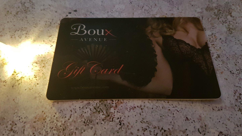 Boux Avenue Voucher