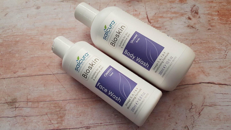 Salcura Bioskin Body Wash and Face Wash