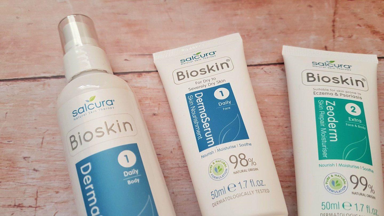 Salcura Bioskin nourishes dry skin
